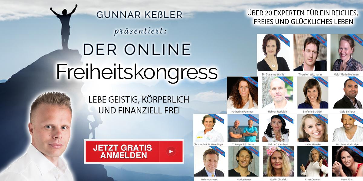zum Freiheits Online Kongress