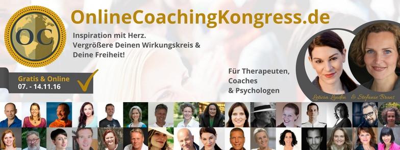 zum Online Coaching Kongress anmelden
