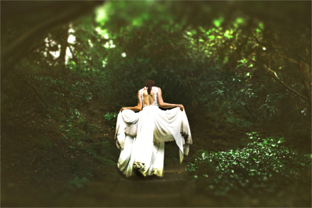 Illusion perfekte Frau - Wild woman awakening